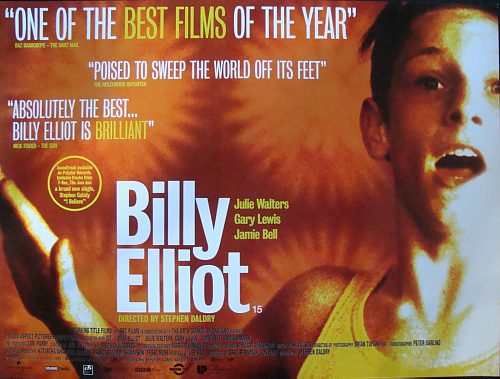 an analysis of the film billy elliot by stephen daldry